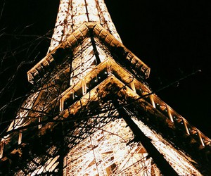 eiffeltower, france, and travel image
