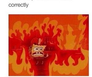 funny, rap, and spongebob image