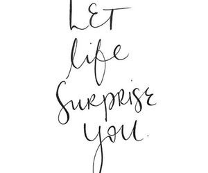 life and surprise image