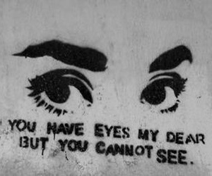 eyes, quotes, and see image