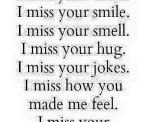 miss, quotes, and hug image