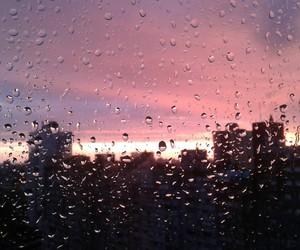 cielo, paisajes, and rosa image