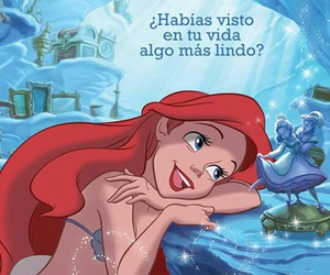 ariel, disney princess, and disney love image