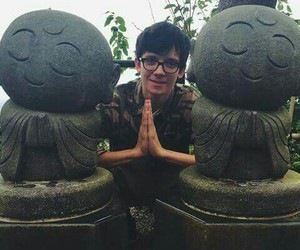 asa butterfield and 🍁 image