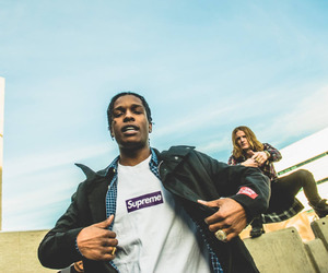 asap rocky, a$ap, and pretty mother fucker image