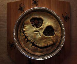 Halloween, food, and pie image