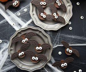 food, funny, and Halloween image