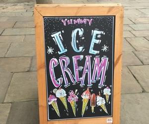 ice cream and tumblr image