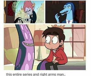 Tom, marco diaz, and star butterfly image