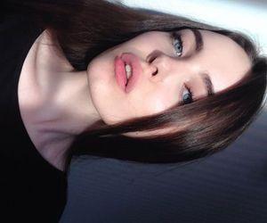 girl, grunge, and beauty image