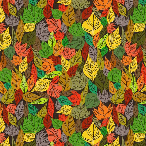 leaves, autumn, and beautiful image