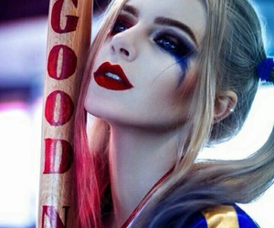 harley quinn, suicide squad, and harley image