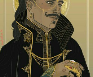 dorian, dragon age, and dragon age inquisition image