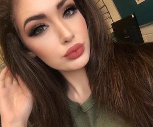 big lips, lips, and tumblr image