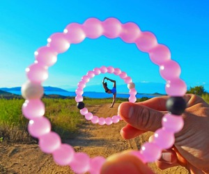 pink and lokai image
