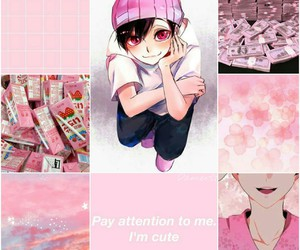 aesthetic, pink, and totty image