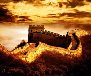 great wall of china and great wall of china facts image