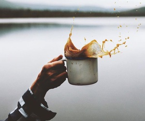 autumn, coffee, and travel image