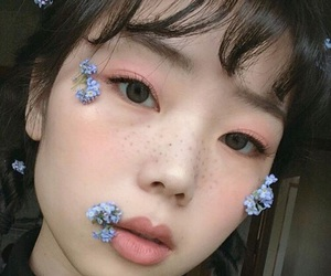 girl, asian, and aesthetic image