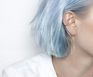 blue, ear, and n image