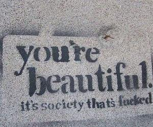 quotes, beautiful, and society image