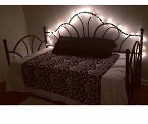 bed, diy, and goals image