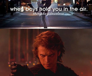 funny, star wars, and Anakin Skywalker image