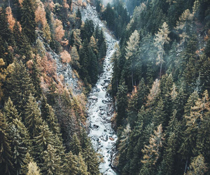 epic, river, and mountains image