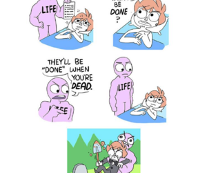 comics, lol, and owlturdcomix image