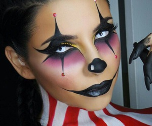 24 Images About Maquillaje Para Halloween On We Heart It See More - Maquillage-para-halloween