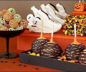 Halloween, food, and sweet image