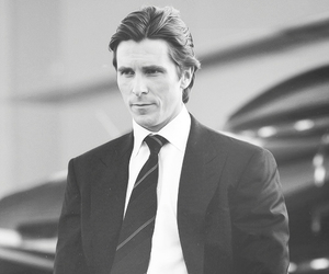 christian bale, Hot, and handsome image