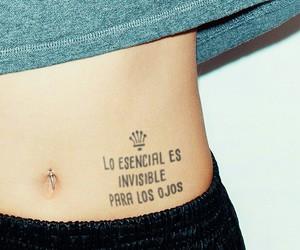 tattoo and spanish image