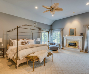 bed, design, and dream home image