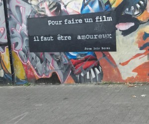 france, nantes, and street art image