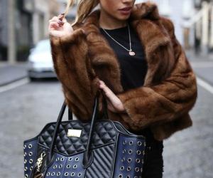 beauty, girls, and fashion blogger image