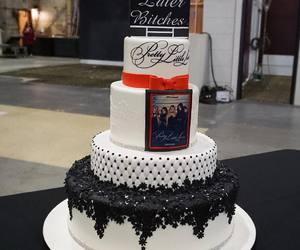 pll, pretty little liars, and cake image