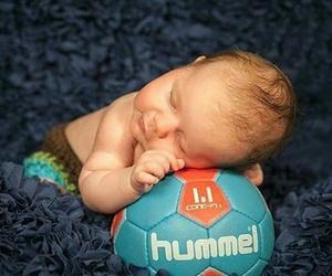 handball, passion, and baby<hanbal^ image