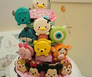 disney, cake, and sweet image