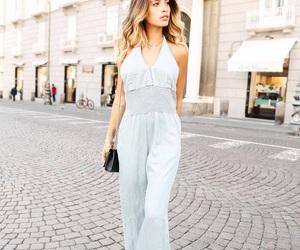 beauty, fashion blogger, and chiara nasti image
