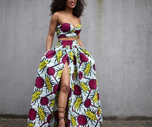 african style image