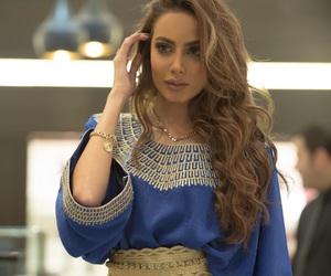 arab, fashionista, and hair image
