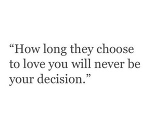 couple, decision, and never image