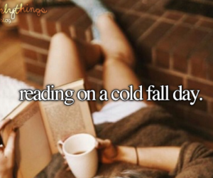 comfy, cozy, and fall image