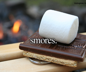 smores, food, and just girly things image