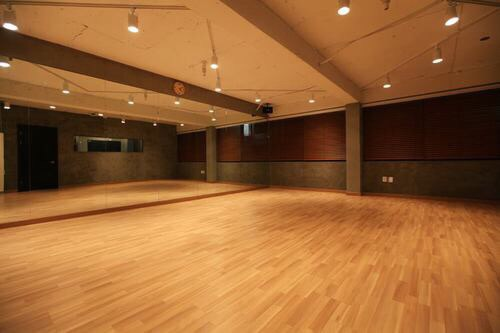 dream house, dance studio, and goals image