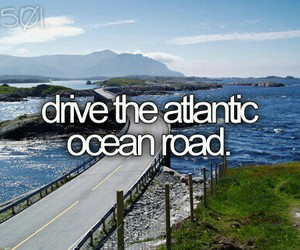 ocean, bucket list, and before i die image