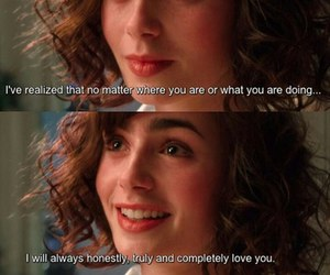 quote and love rosie image