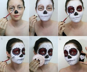 Halloween, diy, and tutorial image