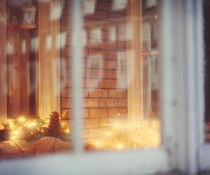 christmas, lights, and home image